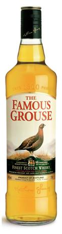 The Famous Grouse Scotch